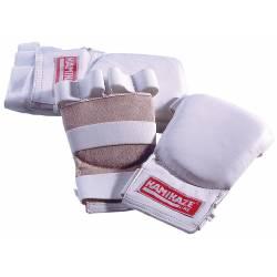 Karate Mitt Kamikaze WUKO, leather