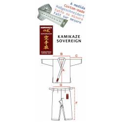 Karategi Kamikaze SOVEREIGN - Fatto su misura