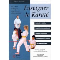 Livre Enseigner le Karaté