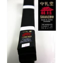 Cotton BLACK BELT SHUREIDO