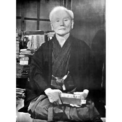 Poster von Meister Gichin Funakoshi