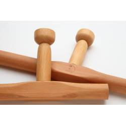 TONFA / TUIFA KAMIKAZE em Faia, feito à mão