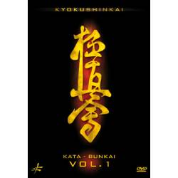 Kyokushinkaï Kata Bunkaï Vol. 1