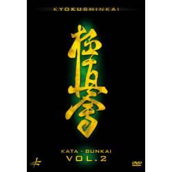 Kyokushinkaï Kata Bunkaï Vol. 2