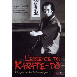 L'Essence du Karate-do par Shigeru Egami