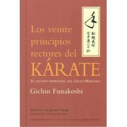 FUNAKOSHI Los veinte principios rectores del KARATE