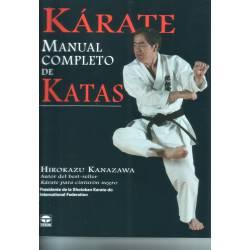 KÁRATE, Manual Completo de KATAS, Hirokazu Kanazawa