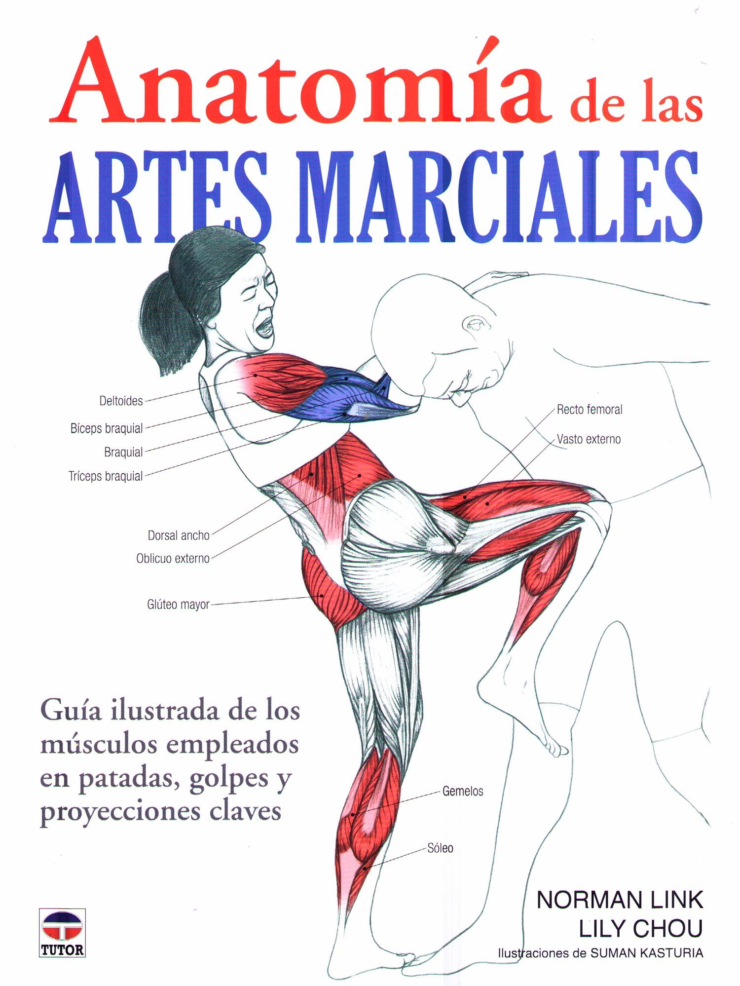 Anatomía de las ARTES MARCIALES - Guía ilustrada - Premierdan.com ...