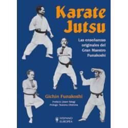 KARATE JUTSU del maestro G. FUNAKOSHI