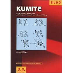 Book KUMITE, by Sensei A. PFLÜGER, German