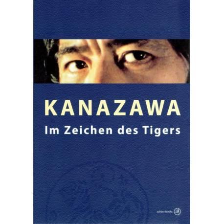 Book KANAZAWA Im Zeichen des Tigers, Hirokazu KANAZAWA, German