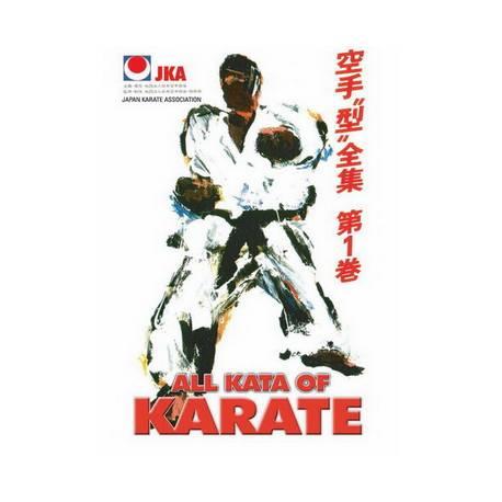 JKA - All Kata Of Karate vol.1