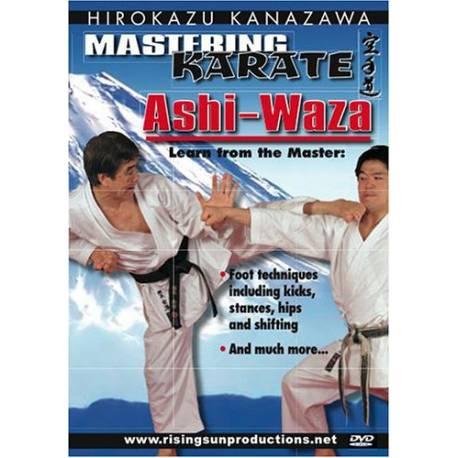 Ashi te karate do consider, that