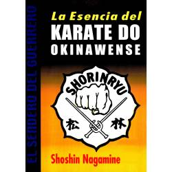 Libro La Esencia del Karate do Okinawense, Shoshin NAGAMINE