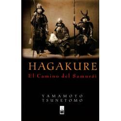 Libro HAGAKURE El Camino del Samurai, Yamamoto Tsunetomo, español