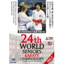 DVD 24th WORLD CHAMPIONSHIPS WKF 2018 MADRID, SPAIN, VOL.1