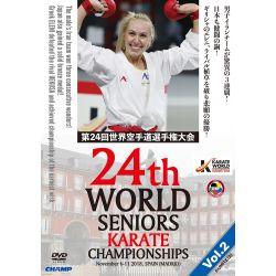 DVD 24. WELTMEISTERSCHAFT WKF 2018 MADRID SPANIEN, VOL.2