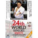 DVD 24ème CHAMPIONNAT DU MONDE FMK/WKF 2018 MADRID, ESPAGNE, VOL.3