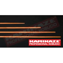 BO KAMIKAZE PROFESSIONAL KOBUDO tapered, hand made, oak