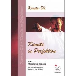 Livre Kumite in Perfektion, Masahiko TANAKA, allemagne
