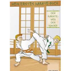 Book Mein Erstes Karate-Buch, der Weg der Kinder, Fiore Tartaglia, German