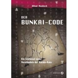 Book Der Bunkai-Code, Alfred Heubeck, German