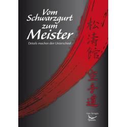Livre Vom Schwarzgurt zum Meister, Fiore Tartaglia, allemagne