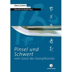 Livre Pinsel und Schwert, Dave Lowry, allemagne