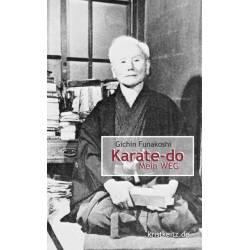 Livre Karate-dô Mein Weg, Funakoshi Gichin, allemagne
