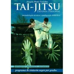 Libro TAI-JITSU, Joaquín Muñiz González