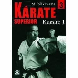 Serie de libros 'KARATE SUPERIOR', M. NAKAYAMA, Vol.3