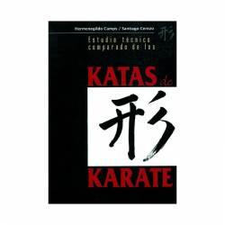 Libro Estudio técnico comparado de los Katas, H.Camps / S.Cerezo, español