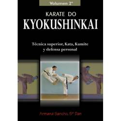 Libros KARATE-DO KYOKUSHINKAI, Vol.2