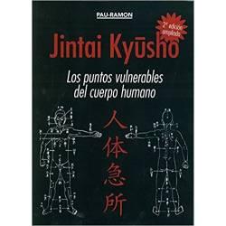 Libro JINTAI KYUSHO - Los puntos vulnerables del cuerpo humano, Pau-Ramon Planellas, español