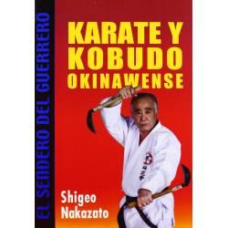 Libro Karate y Kobudo Okinawense, Shigeo NAKAZATO, español