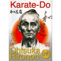 Libro KARATE-DO (WADO RYU), H. OTSUKA, cubierta blanda, español