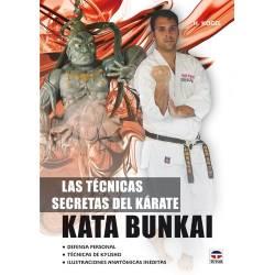 Libro Las técnicas secretas del kárate KATA BUNKAI, H. Kogel, 6º Dan, español