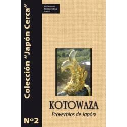 Libro KOTOWAZA - Proverbios de Japón,
