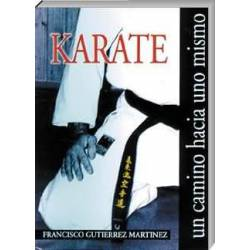 Libro KARATE - Un camino hacía uno mismo