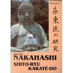 Libro NAKAHASHI SHITO RYU KARATE DO KATA, multilingüe-español