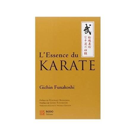 L'Essence du Karaté, de Gishin FUNAKOSHI