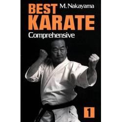 Libro BEST KARATE M. NAKAYAMA, inglese Vol.01