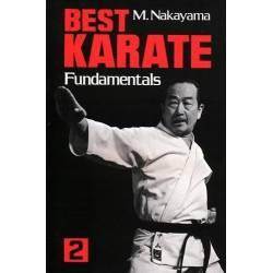 BUCH BEST KARATE M.NAKAYAMA, Vol.02 englisch