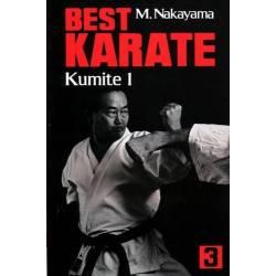 Livro BEST KARATE M. NAKAYAMA, Vol.03 Inglês