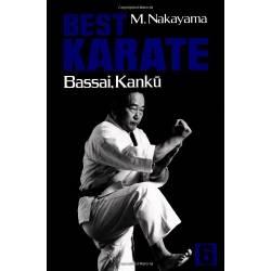 Libro BEST KARATE M. NAKAYAMA, inglese Vol.06