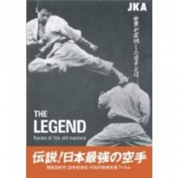 DVD JKA KUMITE 'THE LEGEND'