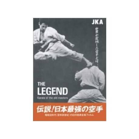 DVD JKA KUMITE 'THE LEGEND'