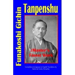 Libro Tanpenshu Funakoshi Gichin, McCarthy, inglese
