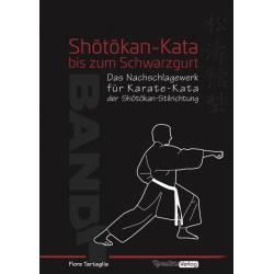 Livre Shôtôkan-Kata bis zum Schwarzgurt, Fiore Tartaglia, BAND 1, allemagne