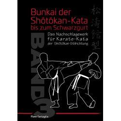 Livre Bunkai Shôtôkan-Kata bis zum Schwarzgurt, Band 3, Fiore Tartaglia, allemagne